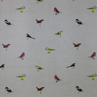 Garden Birds Natural PVC
