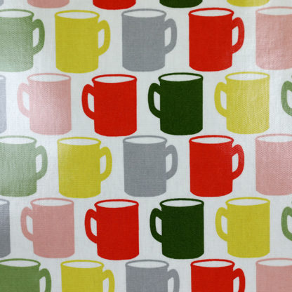 Mug Of Tea Coral PVC