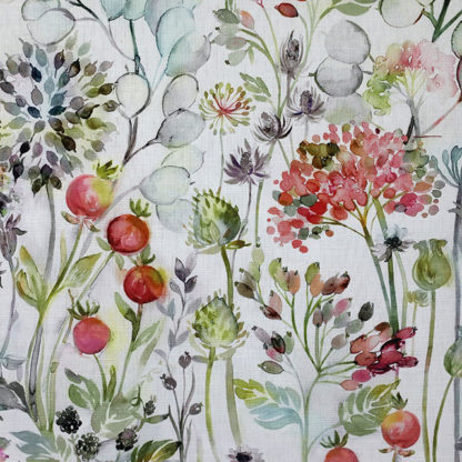 Country Hedgerow Coral Cream